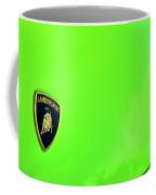 Green Eyed Devil Coffee Mug