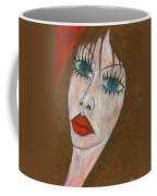 Green Eyed II  Coffee Mug