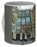 Green Facade Cadiz Coffee Mug