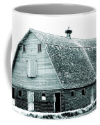Green Field Barn Coffee Mug
