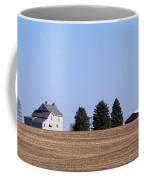 Green Fields Coming Coffee Mug