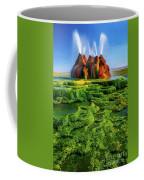Green Fly Geyser Coffee Mug
