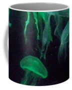 Green Freakiness Coffee Mug