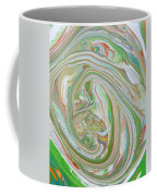 Green Garden  Coffee Mug