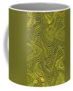 Green Grass Behind The Fence #9 Coffee Mug
