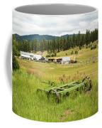 Green Grass Grew All Around Coffee Mug