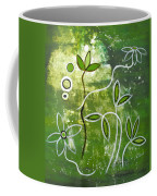 Green Growth Coffee Mug