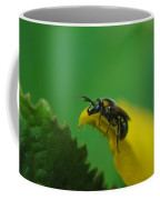 Green Head Coffee Mug