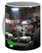Green Hornet Coffee Mug