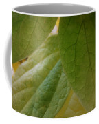Green In Vein Coffee Mug