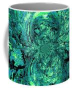 Green Irrevelance Coffee Mug