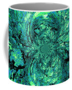 Green Irrevelance Coffee Mug
