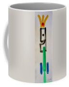 Green King Coffee Mug