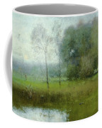 Green Landscape Coffee Mug