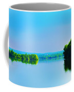 Green Lane Reservoir Coffee Mug