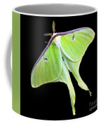 Green Lantern Moth Coffee Mug