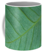 Green Leaf 1 Coffee Mug
