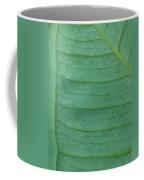 Green Leaf 2 Coffee Mug