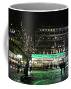 Green Light Coffee Mug