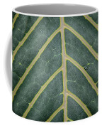 Green Structures Coffee Mug