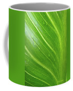 Green Living Coffee Mug
