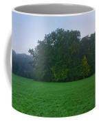 Green Meadow In Autumn Coffee Mug