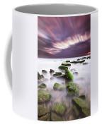 Green Motion Coffee Mug