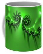 Green Mystery Coffee Mug