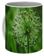 Green On Green Coffee Mug