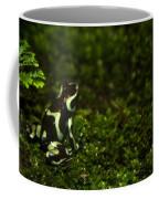 Green Poison Dart Frog Coffee Mug
