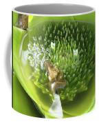 Green Pool Coffee Mug