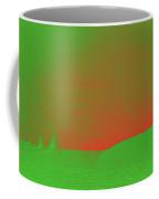 Green Pyramid Ps Coffee Mug