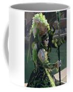 Green Queen Coffee Mug