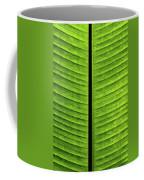 Green Ribs Coffee Mug
