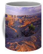 Green River Canyon Sunset Coffee Mug