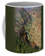 Green River Carving Canyon Coffee Mug