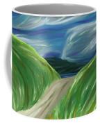 Green Road Coffee Mug