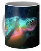 Green Sea Turtle 1 Coffee Mug
