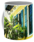 Green Shutters Coffee Mug