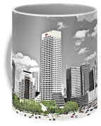 Green Space In Indy Coffee Mug