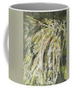 Green Reeds Coffee Mug