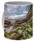 Green Stone Shore II Coffee Mug