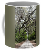 Green Swamp Oak Bower Coffee Mug