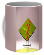 Green Touch Coffee Mug