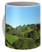 Green Trail Coffee Mug