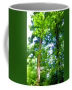 Green Trees 1 Coffee Mug
