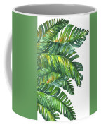 Green Tropic  Coffee Mug