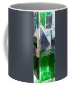 Green Vase Coffee Mug