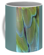Green-winged Macaw #4 Coffee Mug