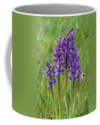 Green-winged Orchids Coffee Mug